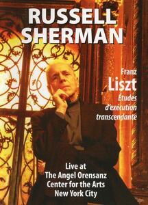 Franz Liszt. Studi d'esecuzione trascendentale - DVD