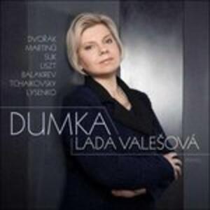 Dumka - CD Audio di Lada Valesova