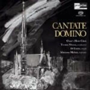 Cantate Domino - Vinile LP di Oscar's Motet Choir