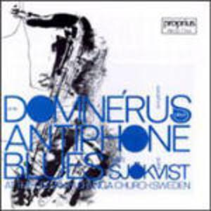 Antiphone Blues - SuperAudio CD di Gustaf Sjokvist,Arne Domnérus