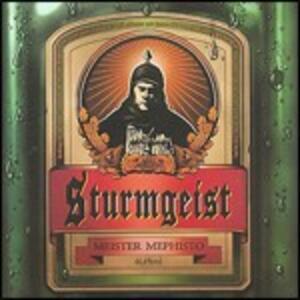 Meister Mephisto - CD Audio di Sturmgeist