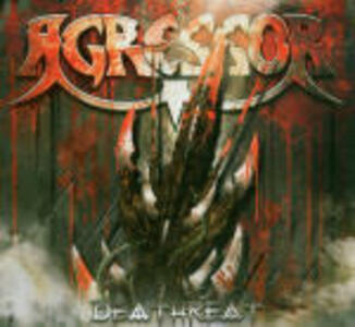 Deathreat - CD Audio + DVD di Agressor