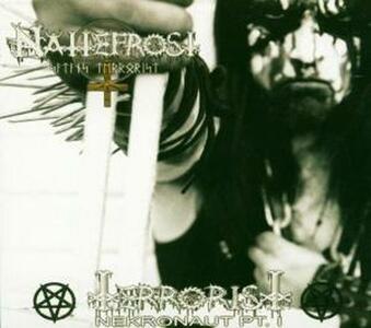 Terrorist - Nekronaut pt.1 (Censurato) - CD Audio di Nattefrost