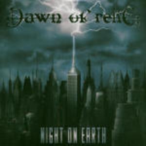 Night on Earth - CD Audio di Dawn of Relic
