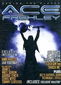 Ace Frehley. Behind the Player - DVD