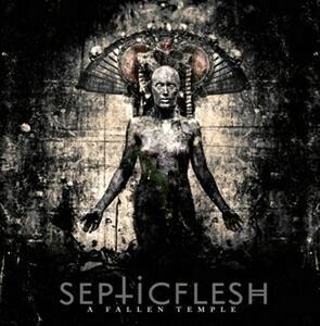 A Fallen Temple - Vinile LP di Septicflesh