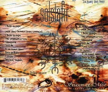 I Blooi Og Anda - in Blood and Spirit - CD Audio di Solstafir - 2