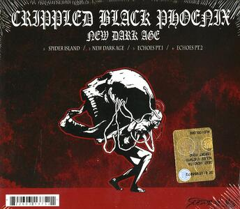 New Dark Age Tour 2015 Ep (Mini CD) - CD Audio di Crippled Black Phoenix - 2