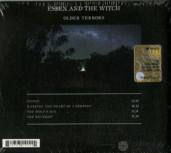 Older Terrors - CD Audio di Esben and the Witch - 2