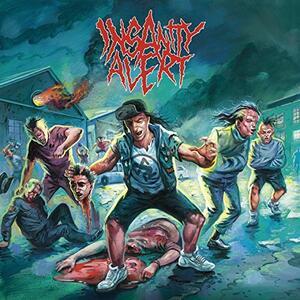 Insanity Alert - CD Audio di Insanity Alert