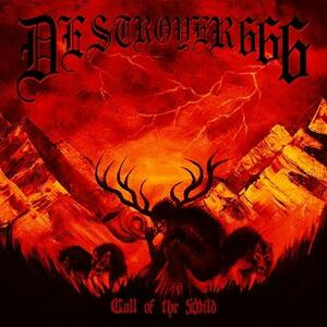 Call of the Wild (Mini CD Digipack Limited Edition) - CD Audio Singolo di Destroyer 666