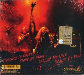 Call of the Wild (Mini CD Digipack Limited Edition) - CD Audio Singolo di Destroyer 666 - 2
