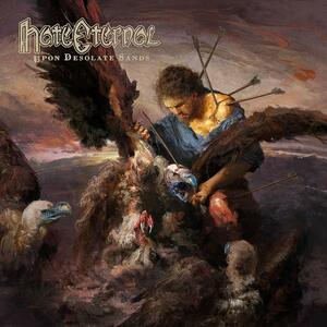 Upon Desolate Sands - Vinile LP di Hate Eternal