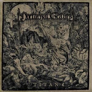 Titan (Limited Edition) - Musicassetta di Nocturnal Graves