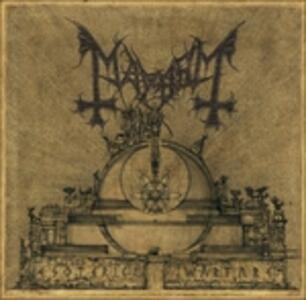 Esoteric Warfare - Vinile LP di Mayhem