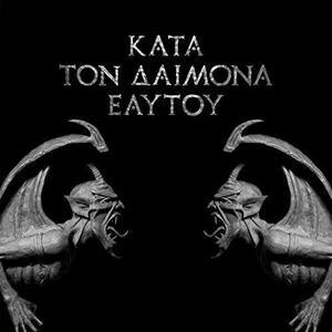 Kata Ton Daimona Eaytoy - Vinile LP di Rotting Christ