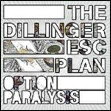 Option Paralysis - CD Audio di Dillinger Escape Plan