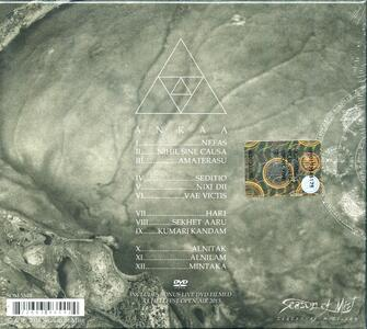 Ankaa (Box Set Limited Edition) - CD Audio di Eths - 2