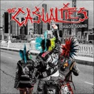 Chaos Sound (Box Set) - CD Audio di Casualties
