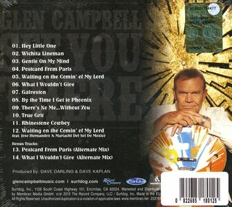 See You There - CD Audio di Glen Campbell - 2