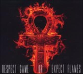 Respect Game or Expect Flames - CD Audio di Casual