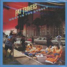 Heat in the Street - CD Audio di Pat Travers