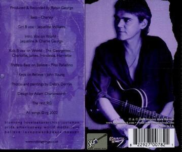 Bluesongs - CD Audio di Robin George - 2