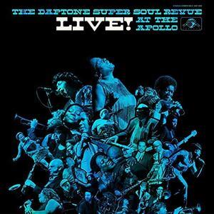 CD Daptone Super Soul Revue Live!