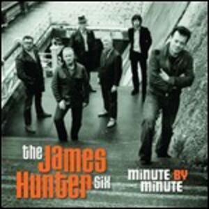 Minute by Minute - Vinile LP di James Hunter (Six)