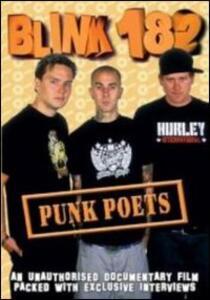 Blink 182. Punk Poets - DVD