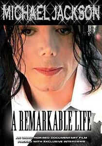 Michael Jackson. A Remarkable Life - DVD