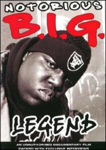 The Notorious B.I.G. Legend - DVD