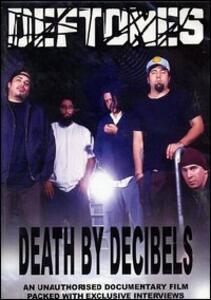 Deftones. Death By Decibel - DVD