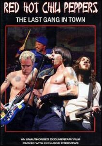 The Red Hot Chili Peppers. The Last Gang In Town - DVD