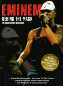 Eminem. Behind the Mask. The Unauthorised Biography - DVD