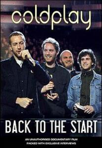 Coldplay. Back To The Start - DVD