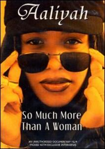 Aaliyah. So Much More Than A Woman - DVD