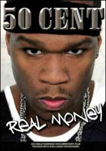 50 Cent. Real Money - DVD