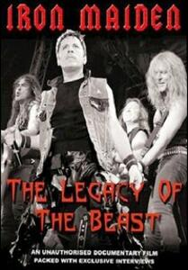 Iron Maiden. The Legacy of the Beast - DVD