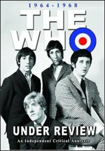 The Who. Under Review 1964 - 1968 - DVD