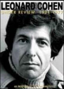 Leonard Cohen. Under Review 1934-1977 - DVD