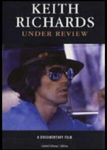Keith Richards. Under Review - DVD