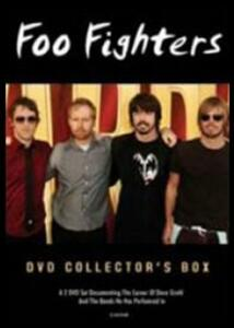 Foo Fighters. DVD Collector's Box (2 DVD) - DVD