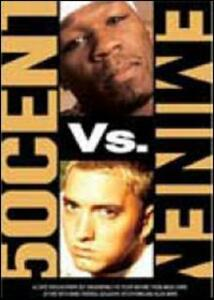 50 Cent Vs. Eminem (2 DVD) - DVD