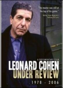 Leonard Cohen. Under Review 1978 - 2006 - DVD