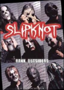 Slipknot. Rank Outsiders - DVD