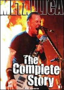 Metallica. The Complete Story (2 DVD) - DVD
