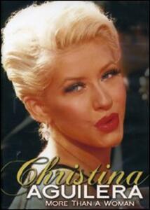 Christina Aguilera. More than a Woman - DVD