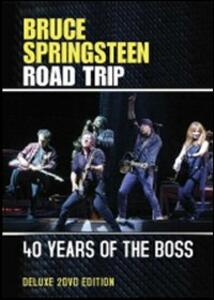 Bruce Springsteen. Road Trip: 40 Years of the Boss (2 DVD) - DVD