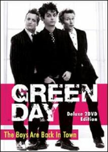 Green Day. The Boys Are Back In Town (2 DVD) - DVD
